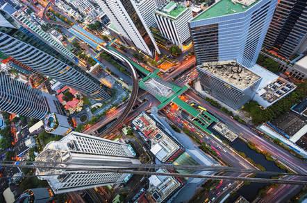 Smart Cities Surveillance Cities