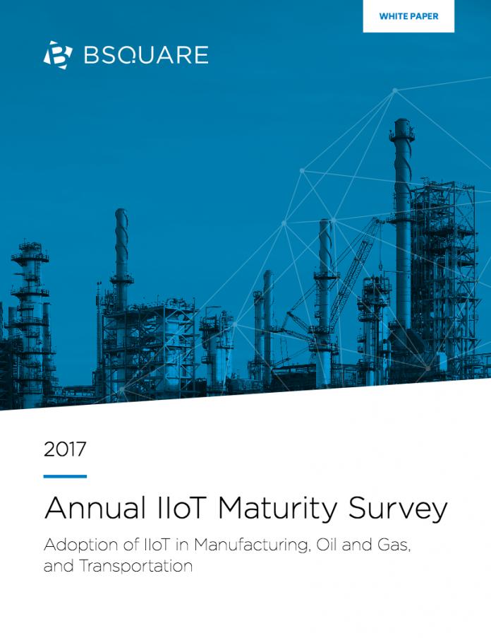 Annual IIoT Maturity Survey