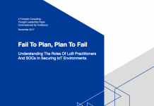 Forrester and ForeScout Research on IoT and OT Security Challenges