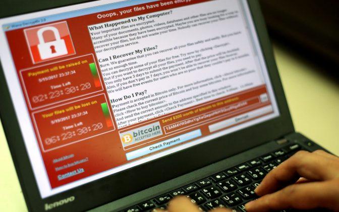 WannaCry Cyber-Kinetic