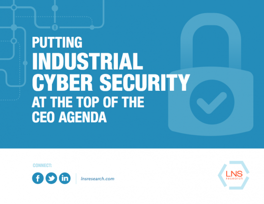 Industrial Cyber Security CEO