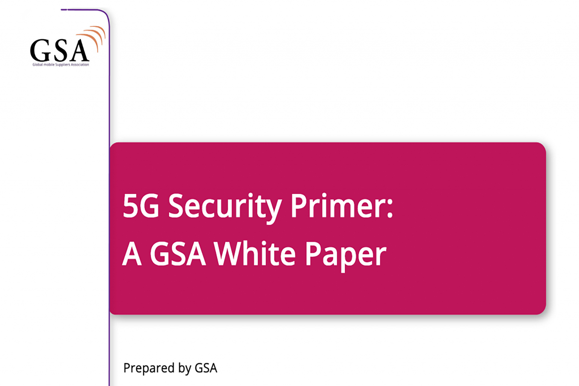 5G Security GSA