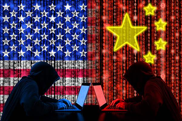 China US Cybersecurity 5G Geopolitics