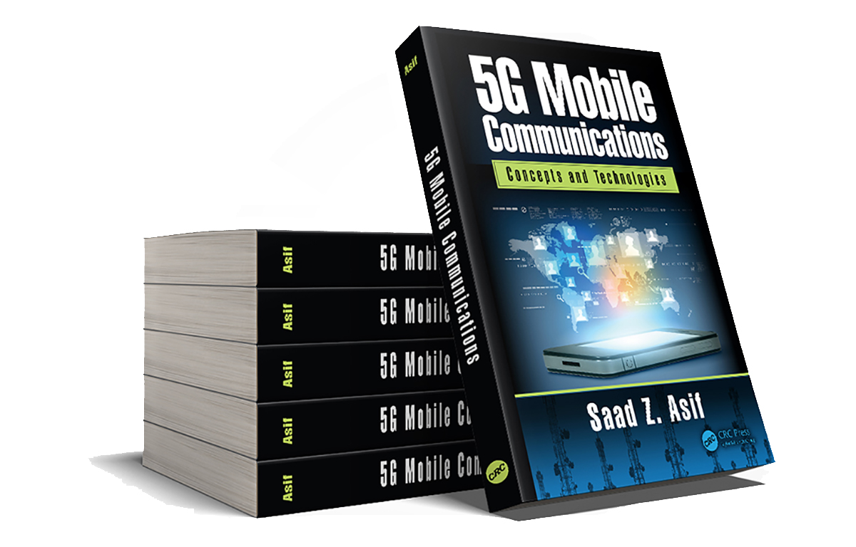 5G Mobile Communications – Concepts and Technologies Book