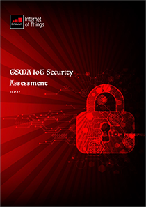 GSMA IoT Security Assessment