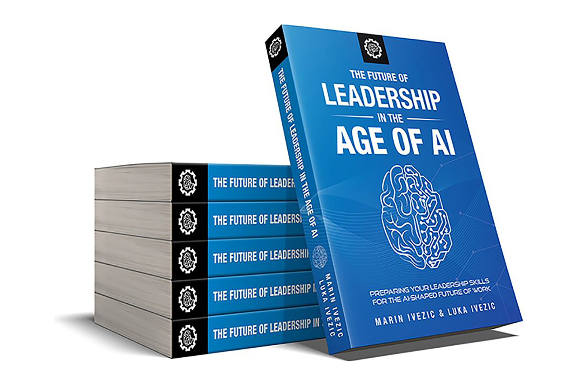 The Future of Leadership in the Age of AI Book