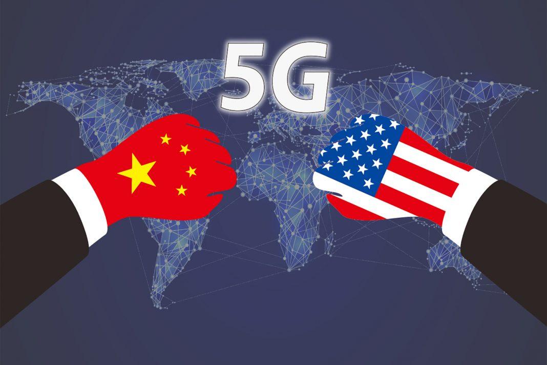 US vs China 5G
