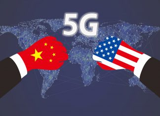 US vs China 5G