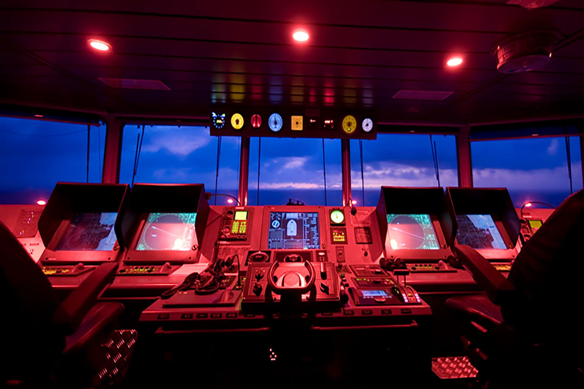 Maritime Cyber-Kinetic