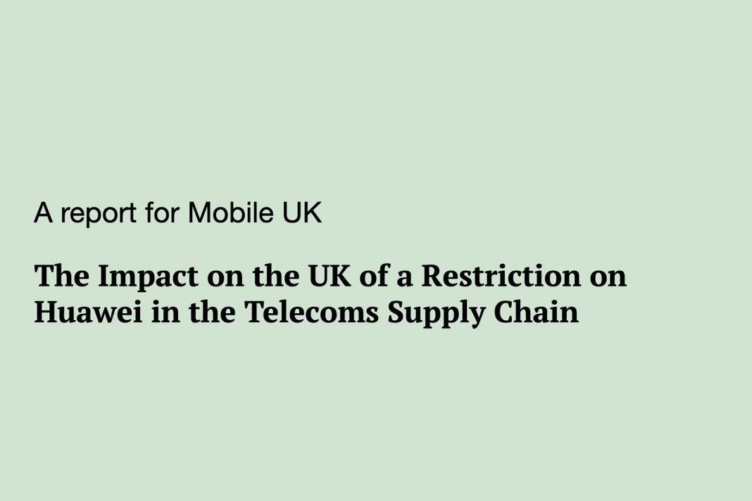 Mobile UK 5G Report