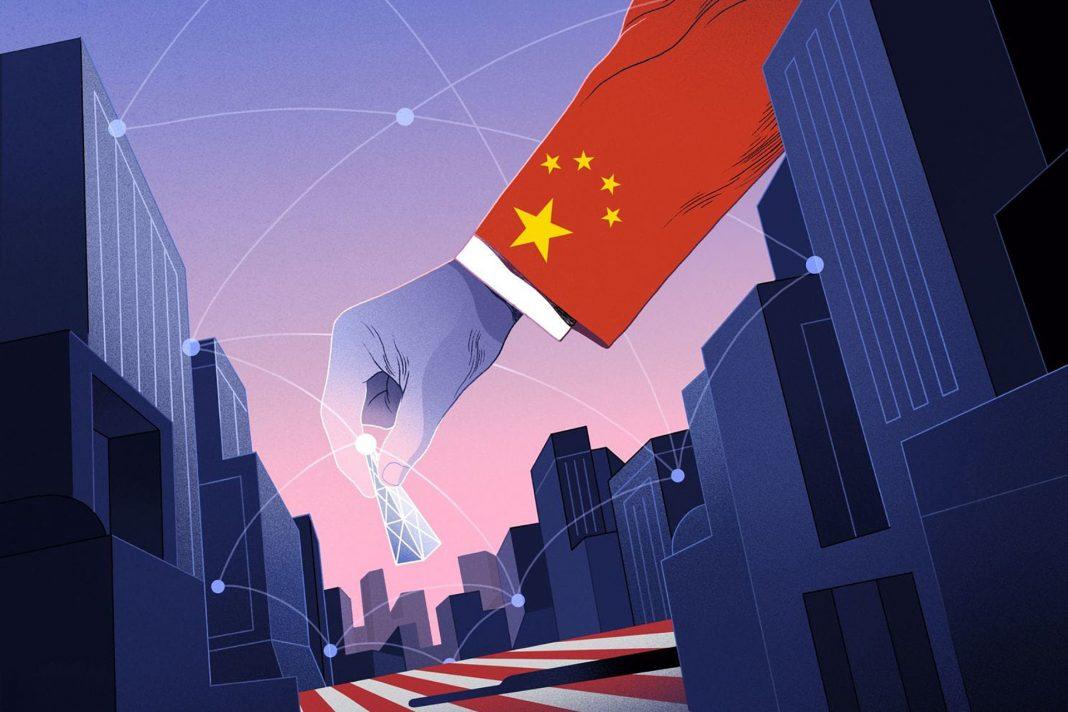 Huawei China US 5G