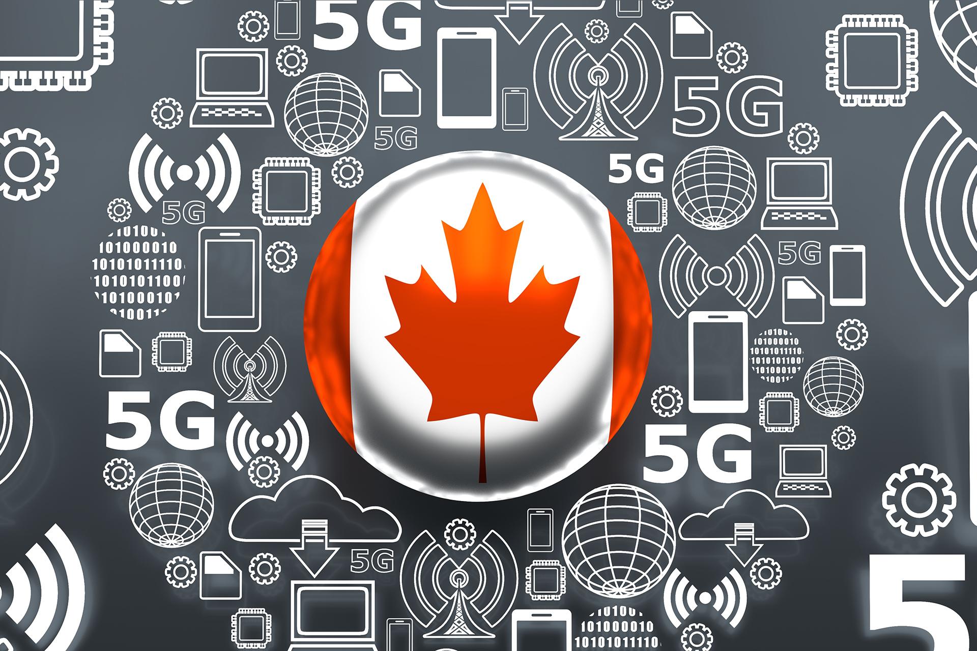 Canada 5G AI