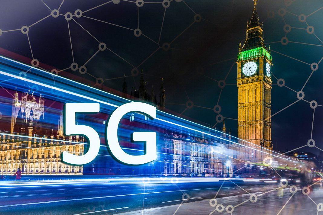 UK 5G Huawei
