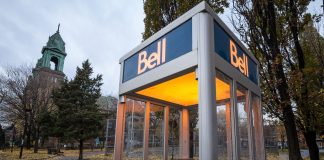 Bell Canada 5G