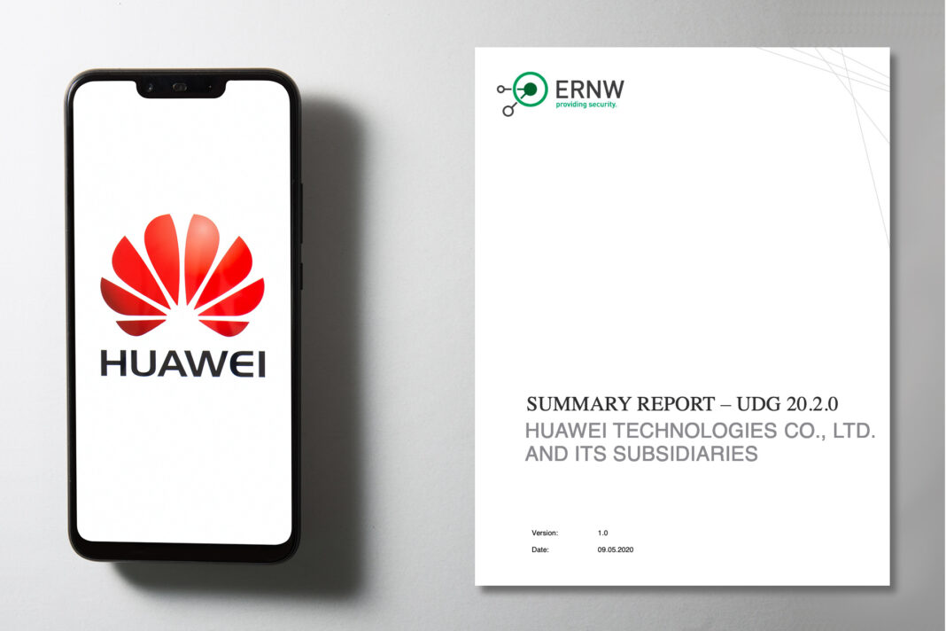Huawei ERNW 5G Source Code Analysis