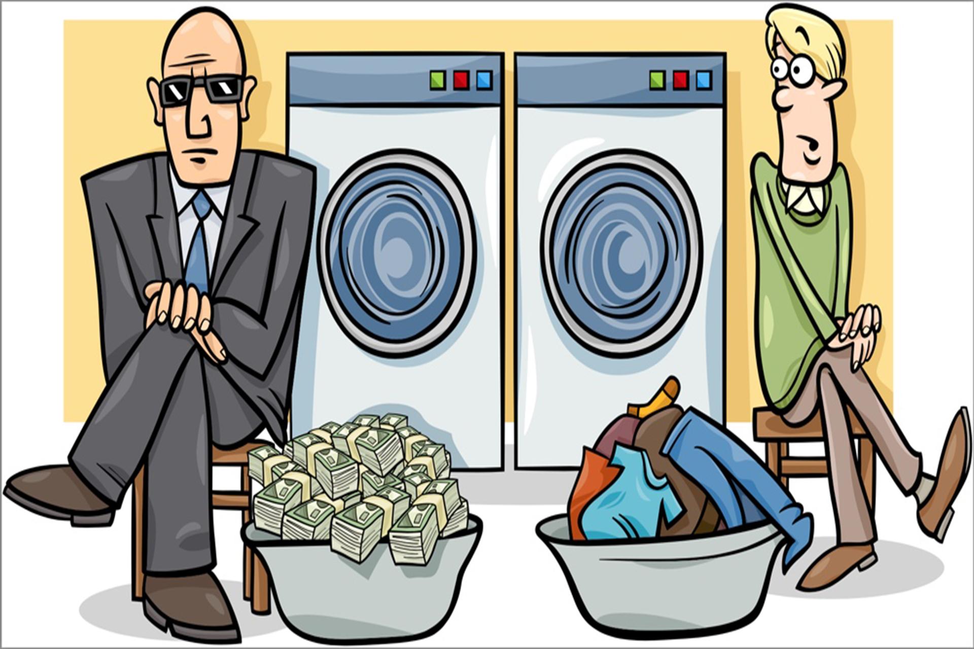 Money Laundering Layering
