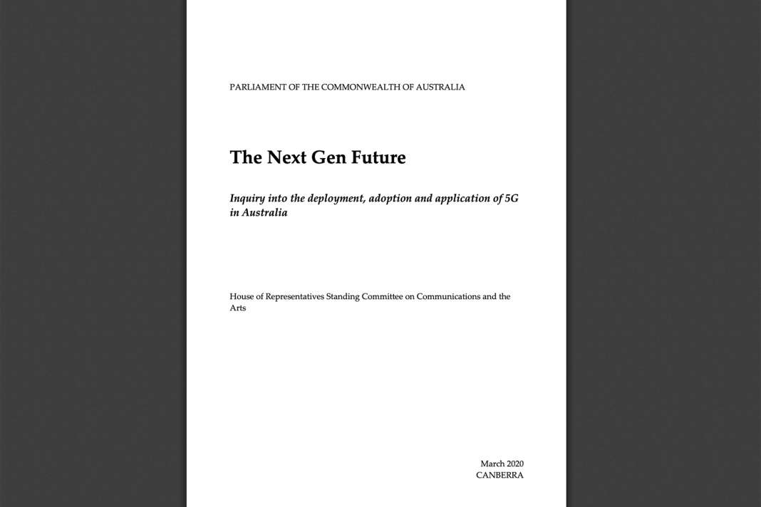 The Next Gen Future 5G Australia