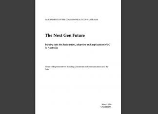 The Next Gen Future 5G Australia