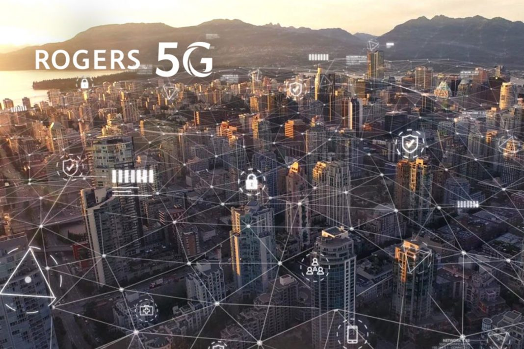 Rogers 5G Vancouver