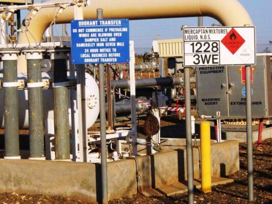 Cyber-Kinetic Gas Pipeline US