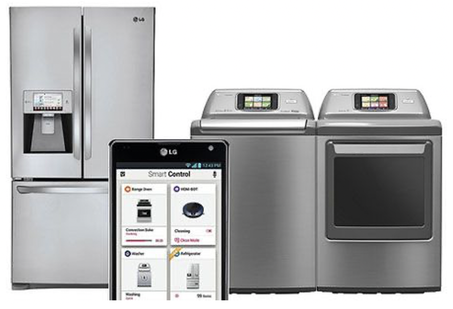 NFC support for smart kitchen